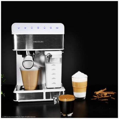 cafetera power instant-ccino 20 touch opinion
